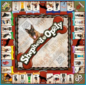 SHEPHERD-OPOLY Board Game