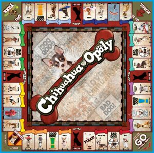 CHIHUAHUA-OPOLY Board Game