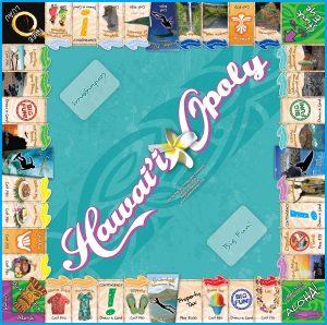 HAWAII-OPOLY Board Game