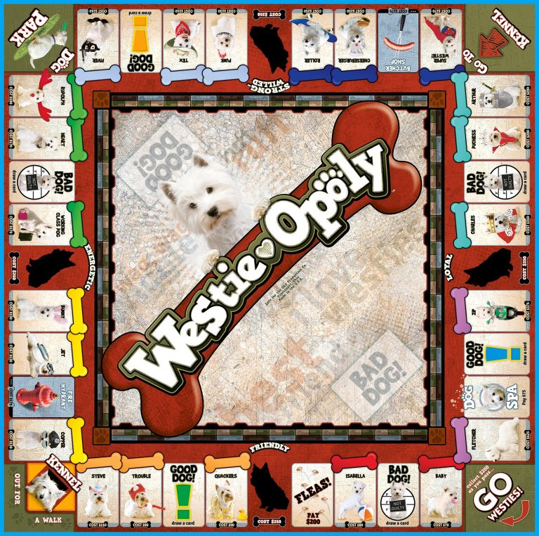WESTIE-OPOLY | Late for the Sky